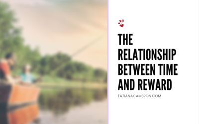 The Relationship Between Time and Reward