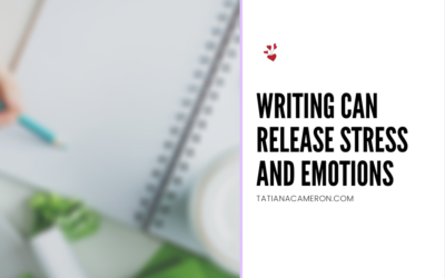 Writing Can Release Stress and Emotions