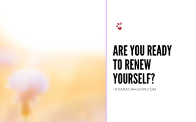 Are You Ready to Renew Yourself?