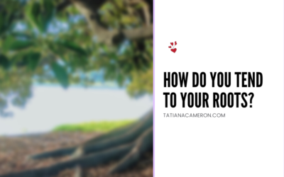 How Do You Tend to Your Roots?